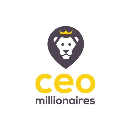 Brand based around a character that relates to money.
