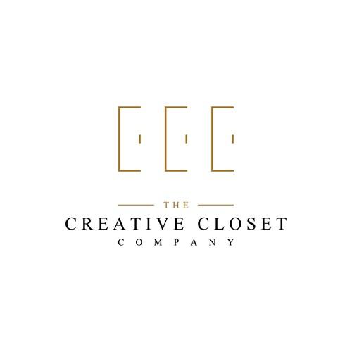 The Creative Closet Company Logo Design