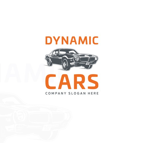 New logo for an auto garage based in Germany