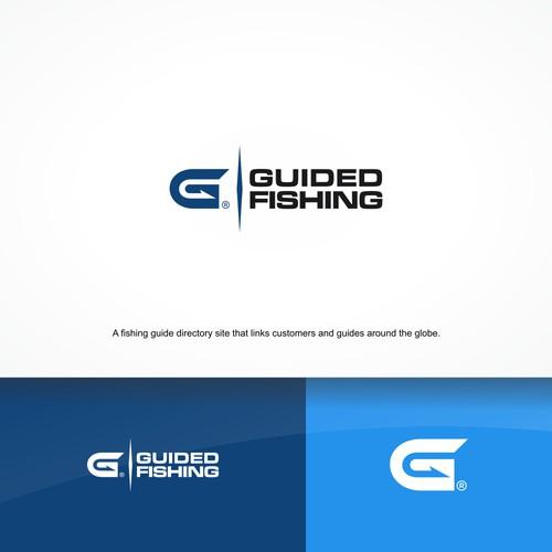 Logo Designs For Guide- Fishing.com