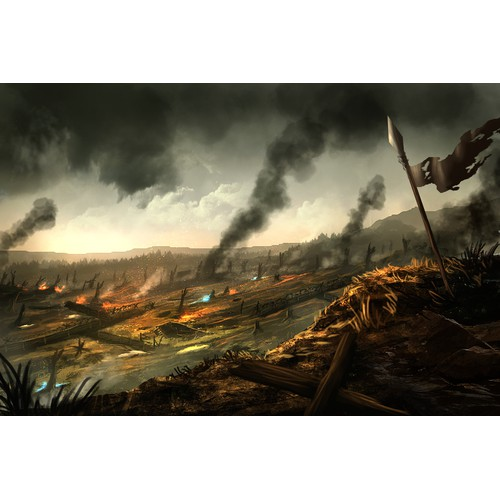 Desolate Front Territory Cards Part 2