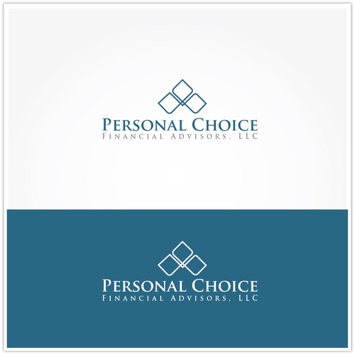 Logo design for a financial advisors