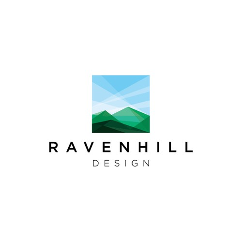 Logo Concept for Ravenhill