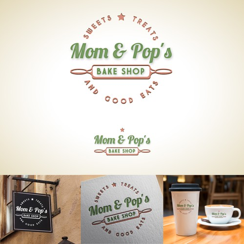 Mom & pop's bake shop