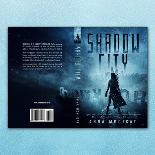Shadow City Cover Design
