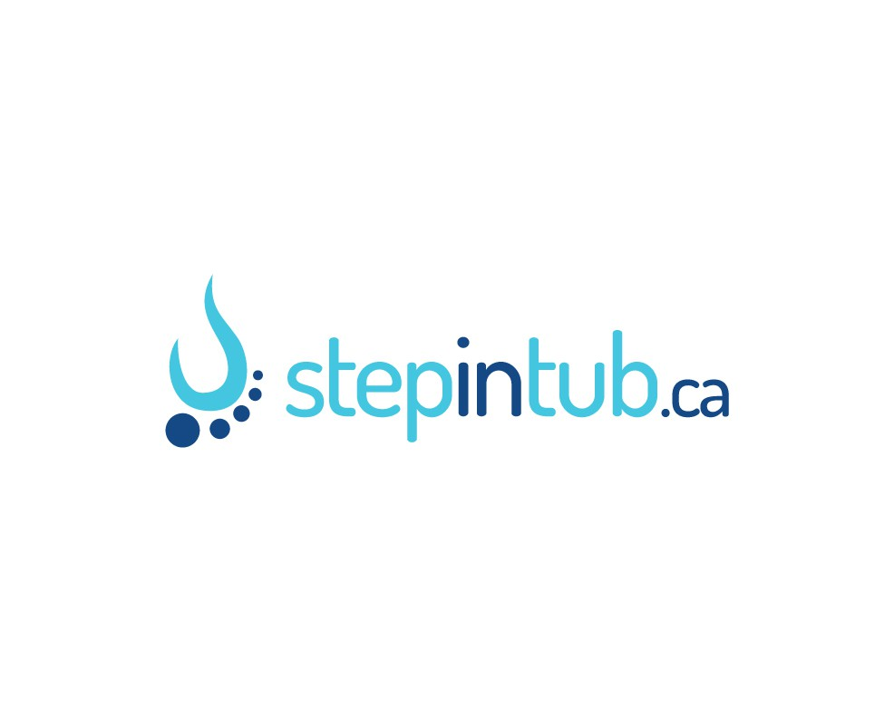 New Logo for Step In Tub