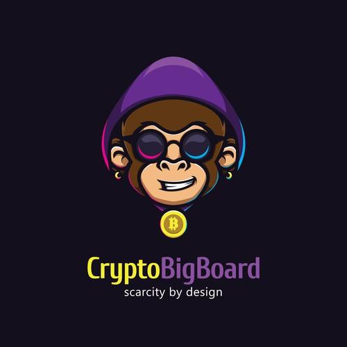 Crypto Big Board Logo