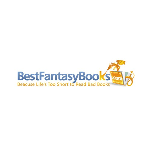 BestFantasyBooks.com needs a new logo