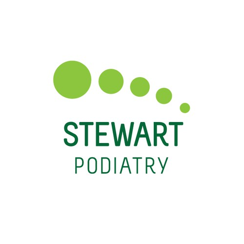 Design logo for podiatry practice - WOW
