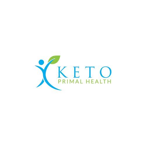Keto Fitness Logo