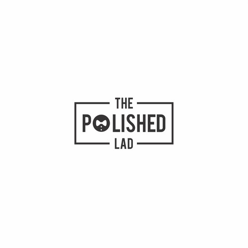 The Polished Lad Logo