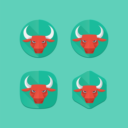 Create a modern icon for our habit tracking app!