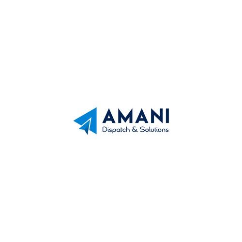 Logo design for Amani company