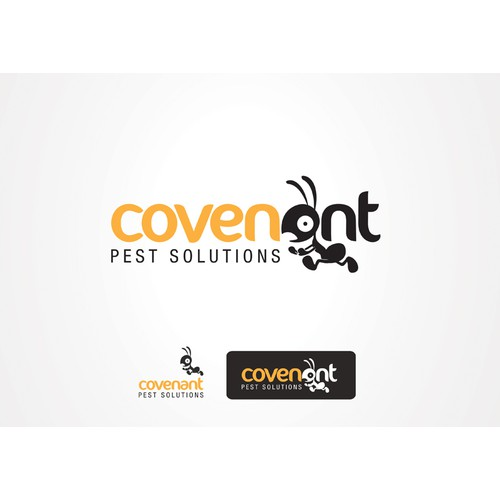 Covenant Pest Logo