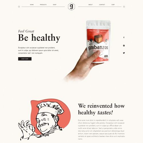 Webdesign contest