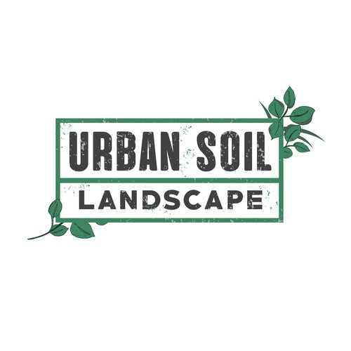 Logo for a landscape design firm
