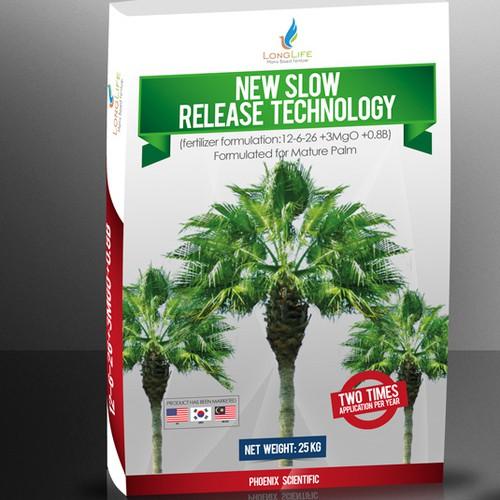 Fertilizer bag design - innovative