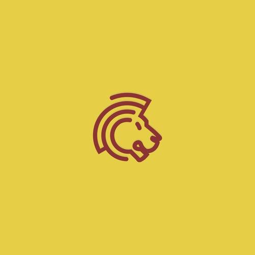Learn I-O (LIO), the digital e-learning platform of the future, needs a lion logo.