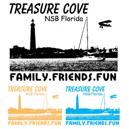 Create a winning towel design featured at a world class resort in New Smyrna Beach, FL!