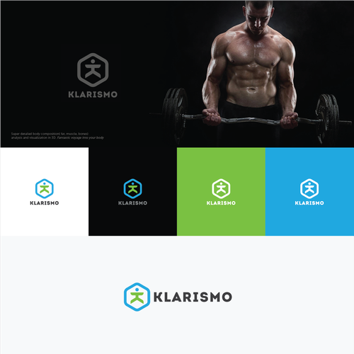Need a logo for a high-end health and fitness service