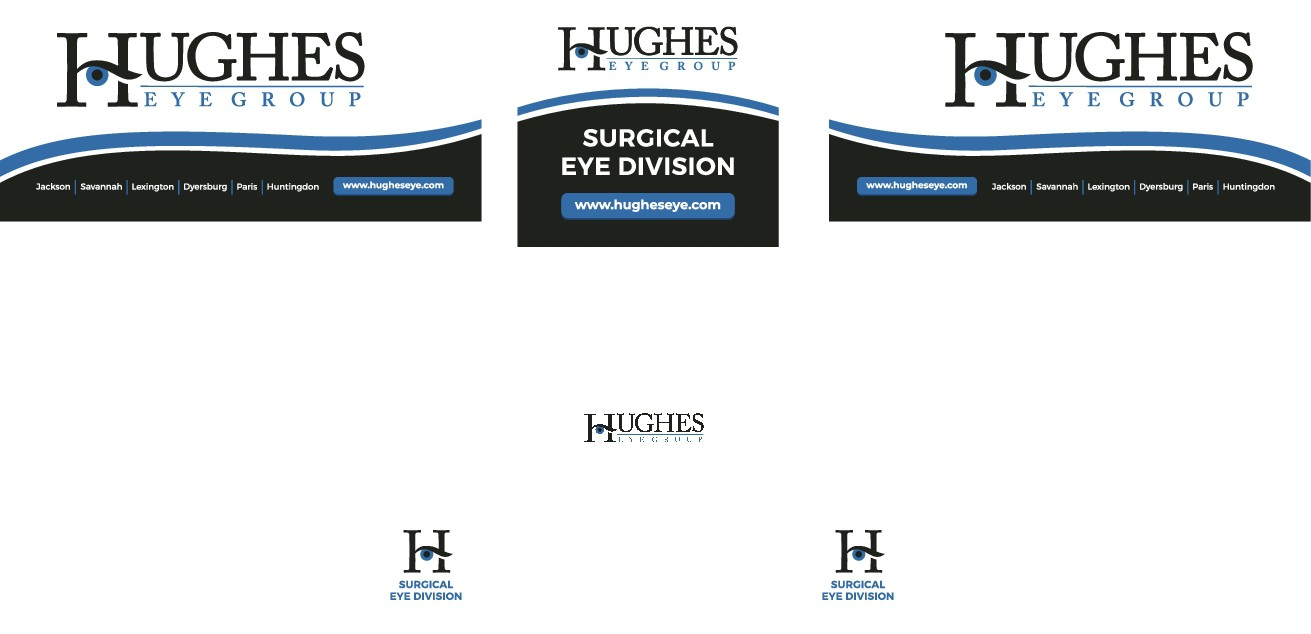 Hughes Eye Group Small Truck Redesign