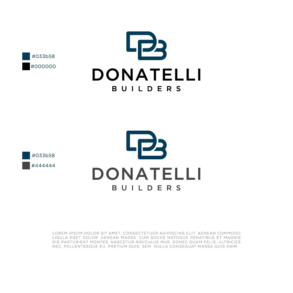 Home Builder in need of a new logo