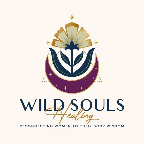 Logo for Wild souls healing