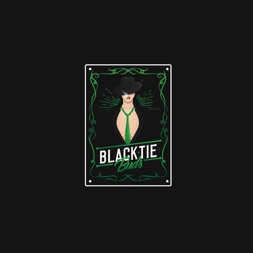 Black Tie Buds