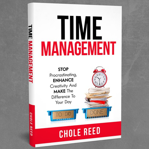 Simple but Direct to the Point Time Management Book Cover