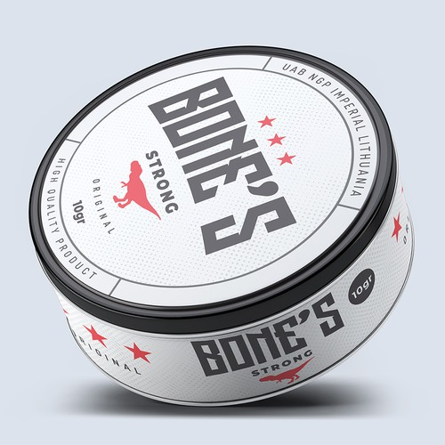Tobacco related product packaging design.