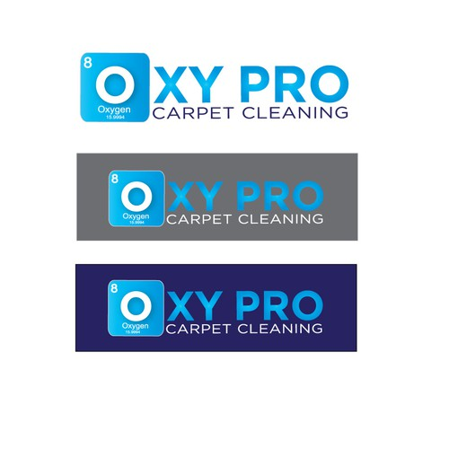 Oxy Pro design for Carpet Cleaning Co.