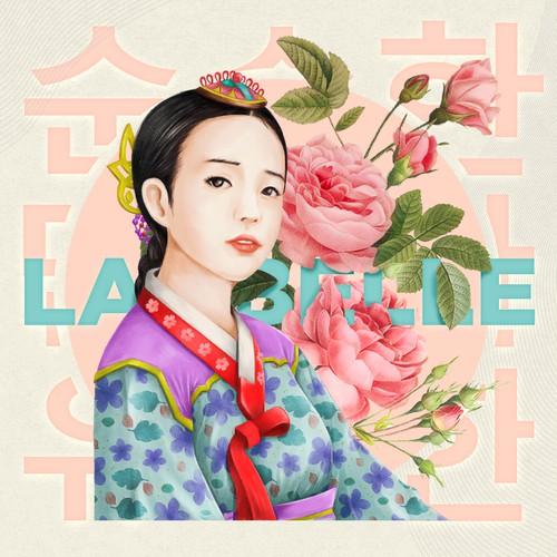 2m2 illustration - Korean Beauty