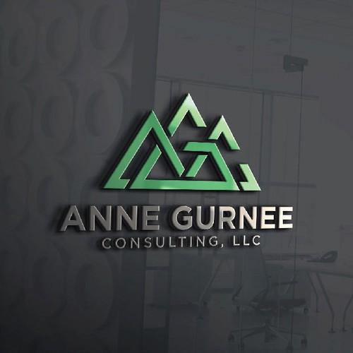Logo concpet for Anne Gurnee Consulting, LLC