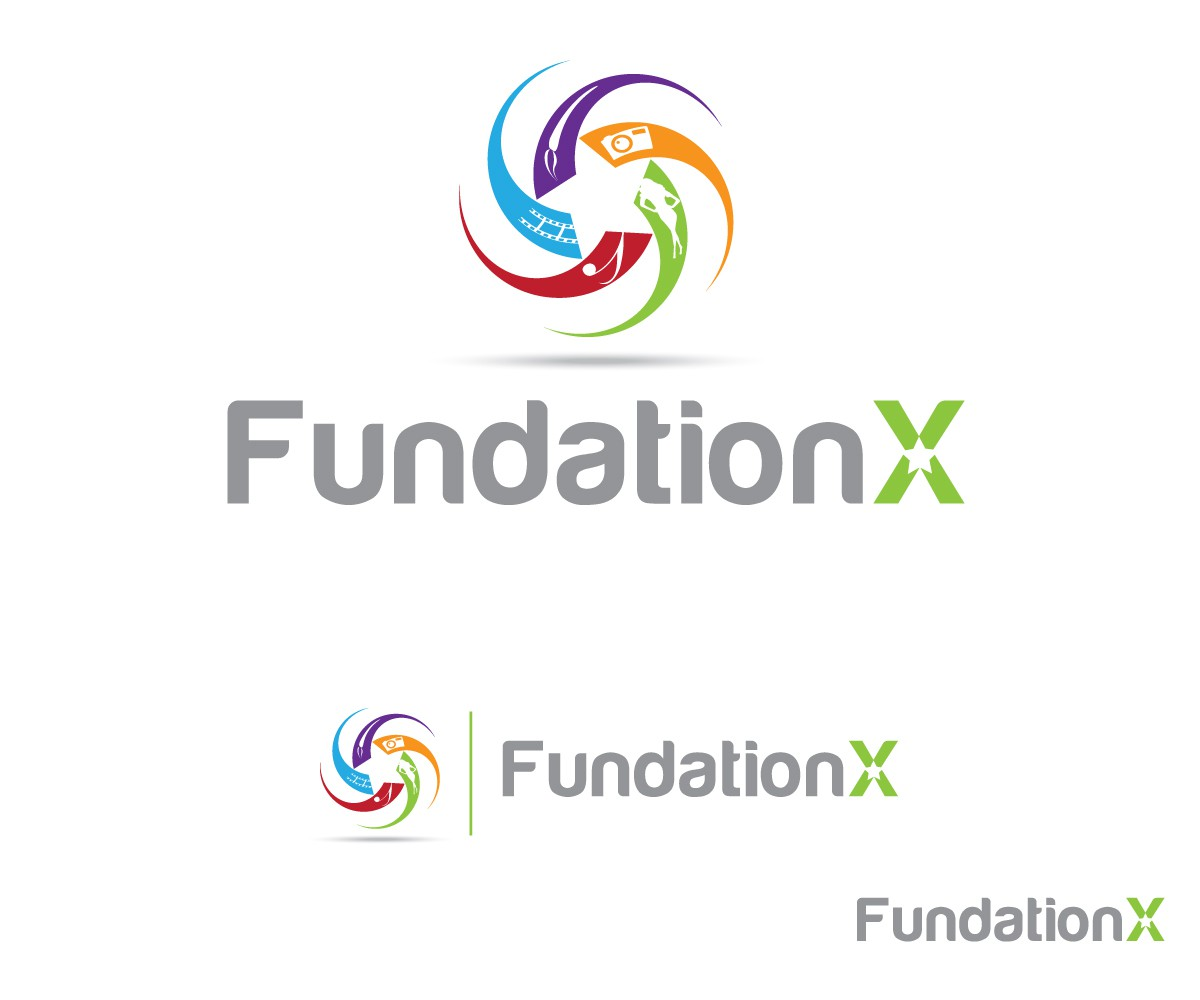 Create the next logo for Fundation X