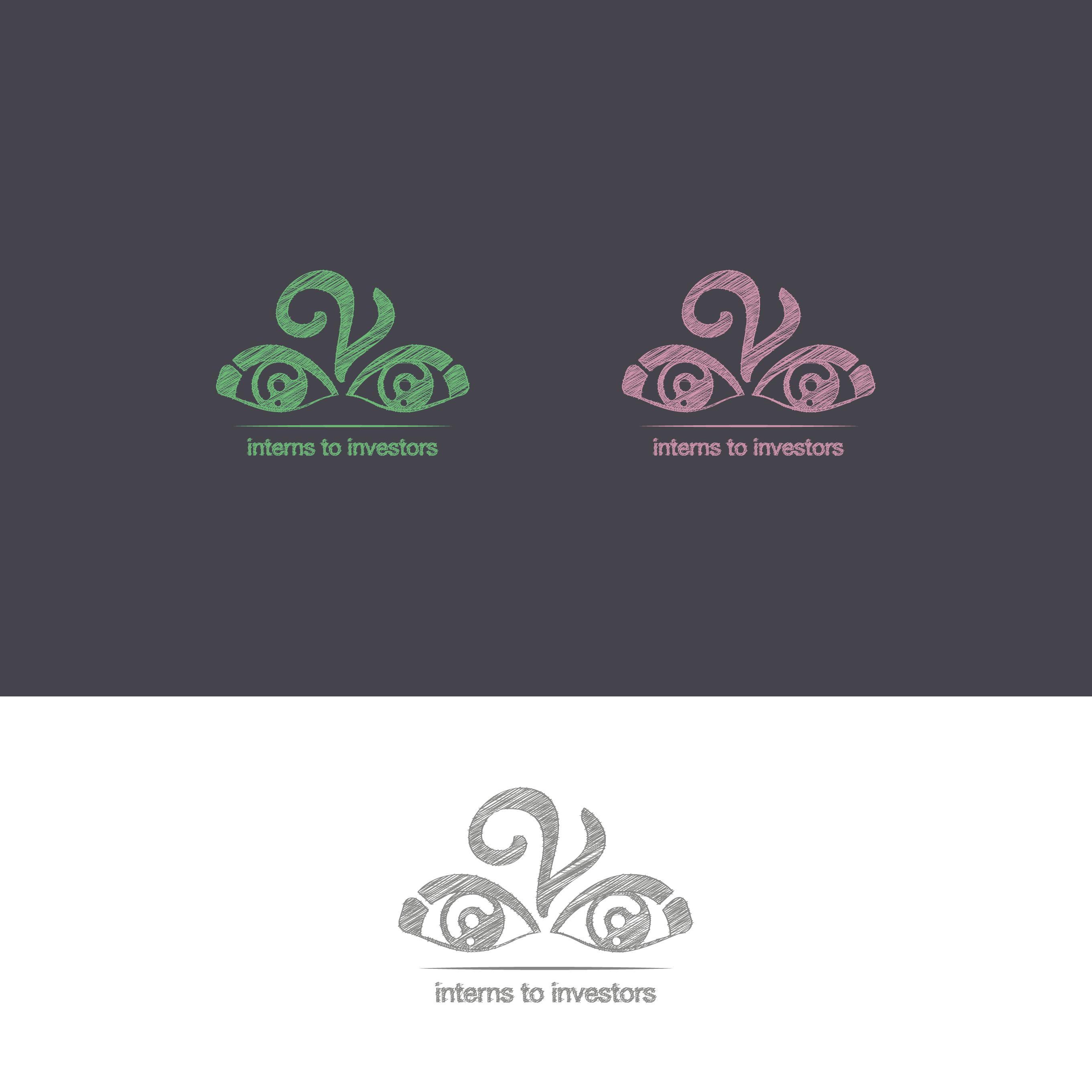 Create a logo for i2I - interns to Investors