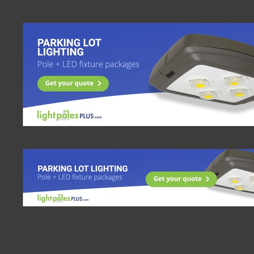 Lightpoles Lighting advert suite
