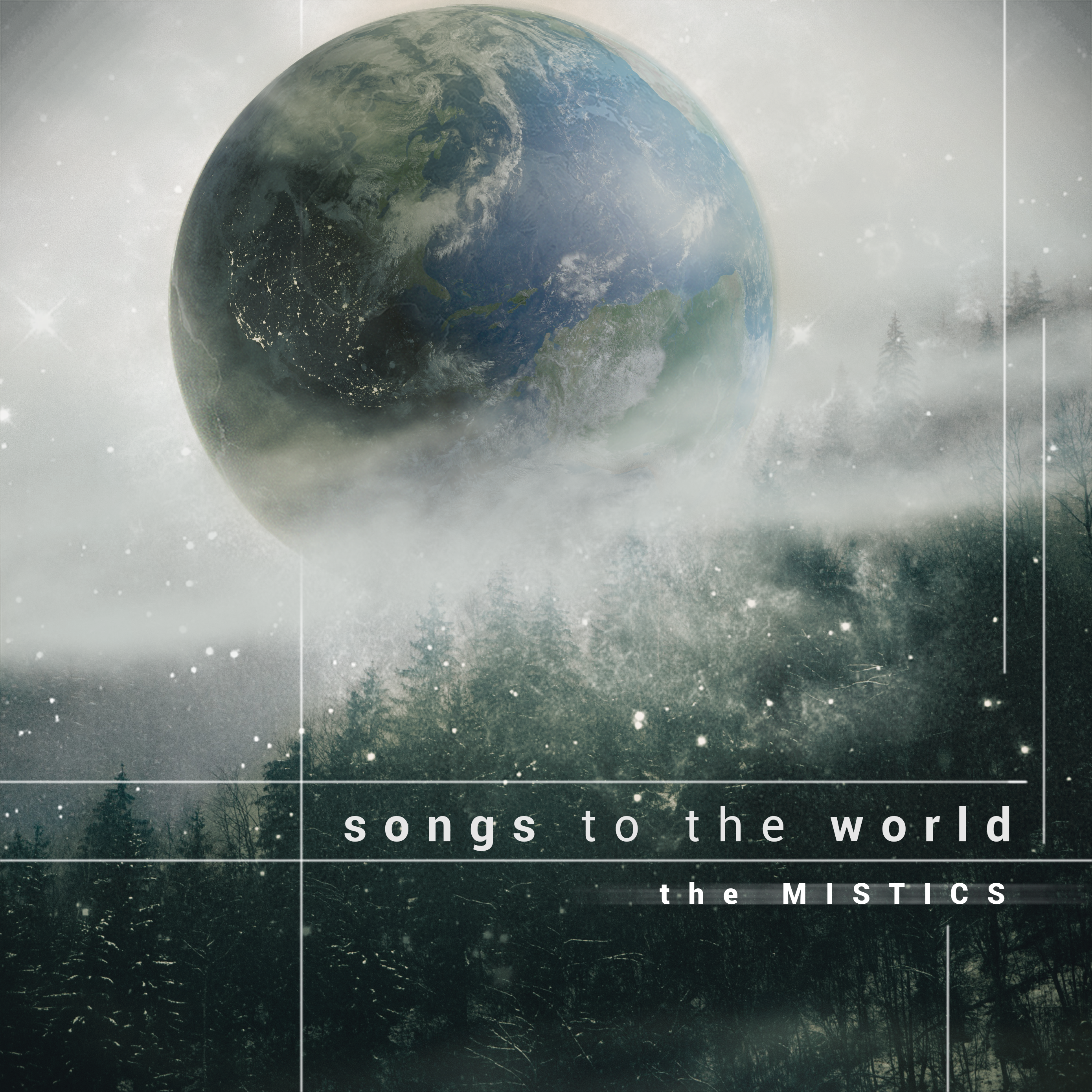 CD Cover & Disc Design for  [Songs to the World]