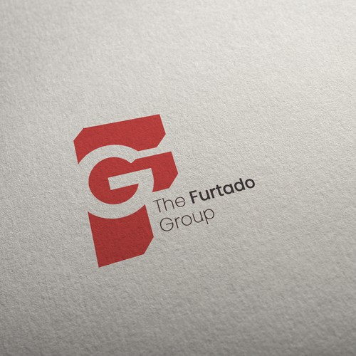 Striking standout logo for real estate company.