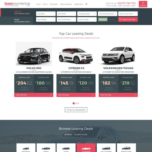 Theme for used cars online