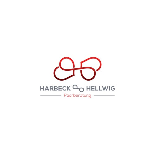 Meaningful logo design for Couple Counseling