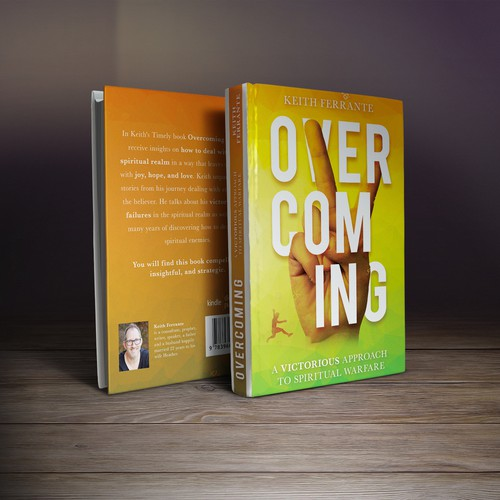 Bookcover Overcoming