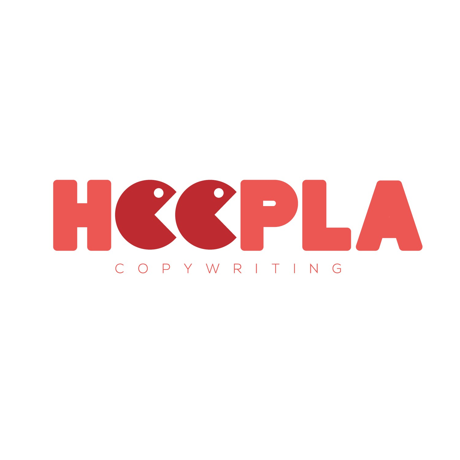Design a simple logo to reflect making HOOPLA (noise)