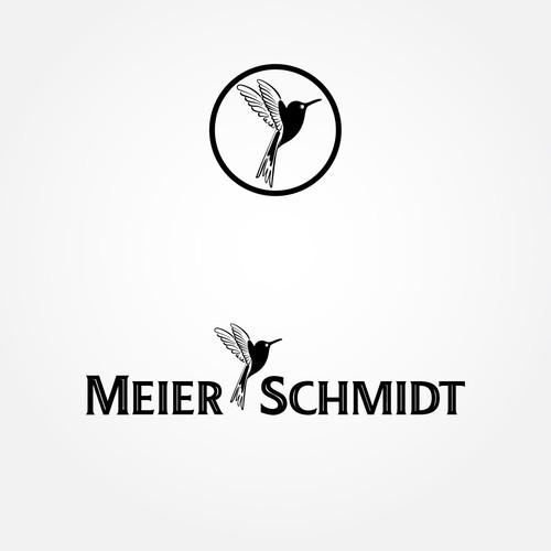 Logo and Brand ID weingut Meier Schmidt