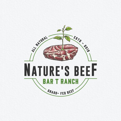 Nature's Beef New Logo!!!