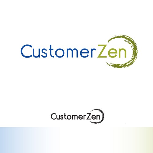 Help Customer Zen with a new logo