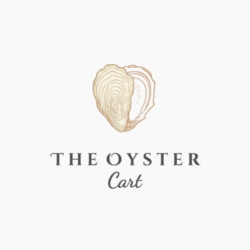 Sophisticated Logo for Oyster Bar