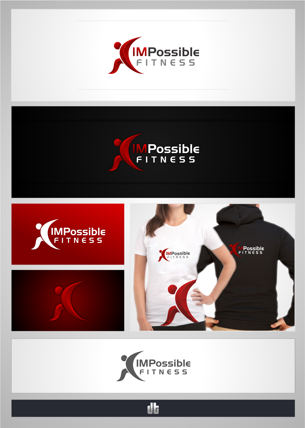 Help IMPossible Fitness with a new logo