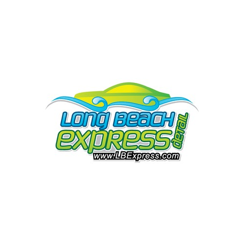 New logo wanted for Long Beach Express Detail