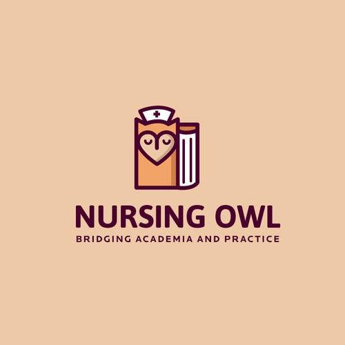 nursing owl