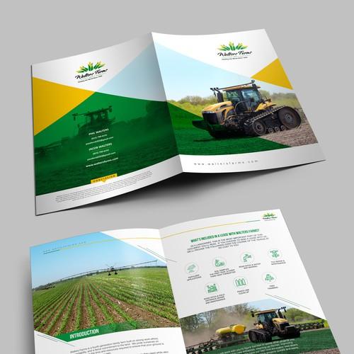 Walters Farms Marketing Brochure